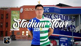 ⚽ Rangers vs Celtic - Celtic Park vs Ibrox - Football Stadium Tours