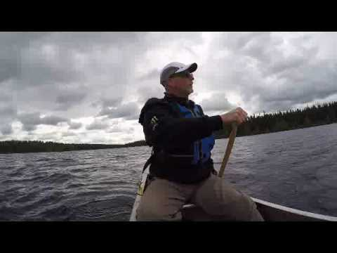 Day 2, Wabakimi Lasso Route Center of The Universe Paddle