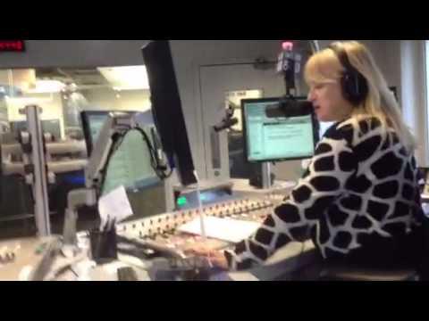 Visit to CBS Radio NY 11/17/14
