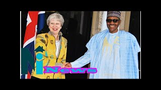 Theresa May: Nigeria, UK sign agreement on security, economy