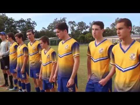 Marist College Ashgrove | First XI Football 2016