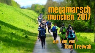 Megamarsch München 2017
