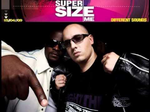 DJ Size feat Lourenzo & Big Steve - Sunglasses At Night (ORIGINAL)