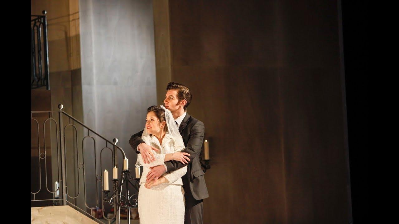 Die Hochzeit Des Figaro Trailer Theater Trier Youtube