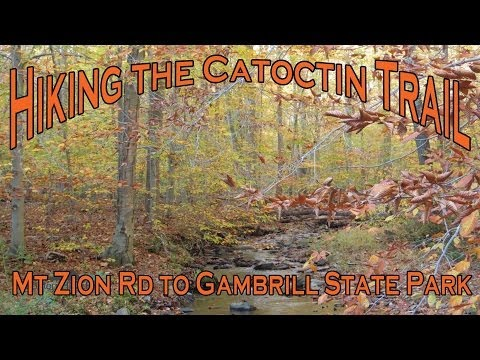 Hiking the Catoctin Trail