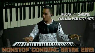 Download lagu NONSTOP GONDANG BATAK - KEYBOARD ONLY - KECAPI & SARUNE YAMAHA PSR -TORTOR UNING UNINGAN - E=Do