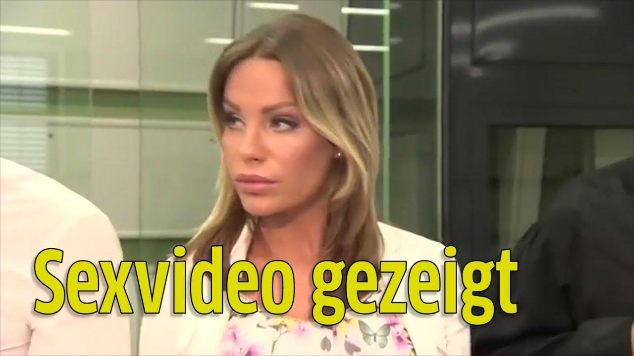 Sexvideo Gezeigt Vergewaltigungs Prozess Um Gina Lisa Lohfink Youtube
