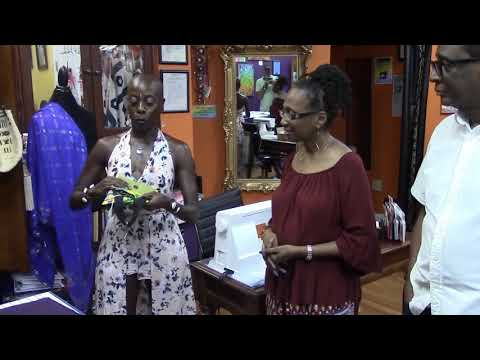 African Wares at Ngozi Part 1 (The Interview)!
