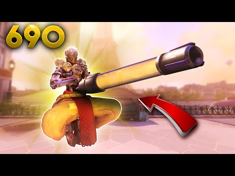 World BIGGEST Sleep Dart!! | Overwatch Daily Moments Ep.690 (Funny and Random Moments) thumbnail