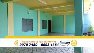 Club Rotario Salon Para Eventos Sociales