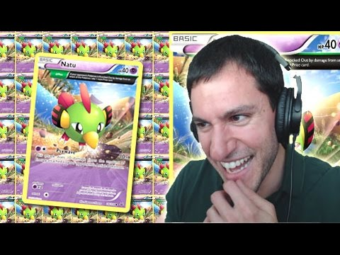 WORLDS BIGGEST POKEMON MONTAGE OF NATU HOW DO YOU DO!