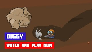 Diggy: Mystery of the Earth's Center · Game · Gameplay