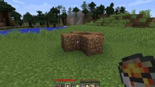 Minecraft Modlu Survival Bölüm 2   Sesli Video  Hamburger Modu