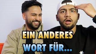 EIN ANDERES WORT FÜR .. ??!!