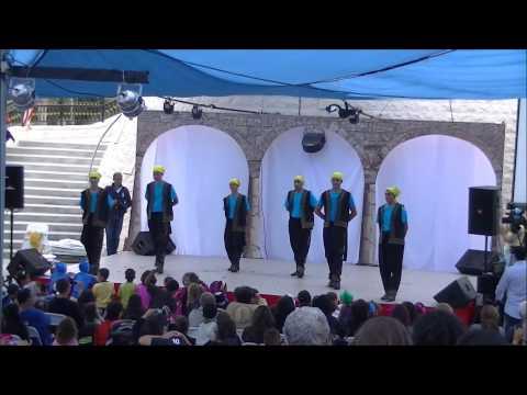 St. Ephrem Lebanese Festival 2014 - Teenage Dance