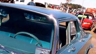 1963 Chrysler Newport 4 door sedan Blue