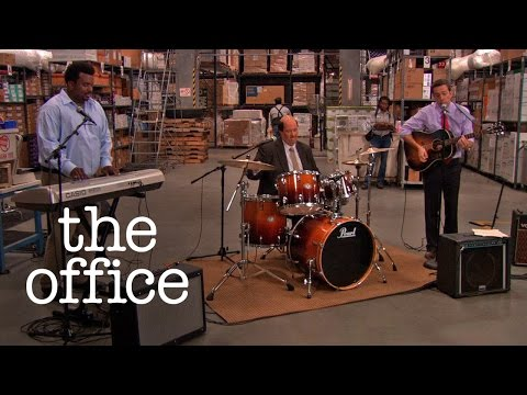 'Kevin And The Zits' - The Office US