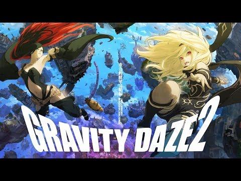 『GRAVITY DAZE 2』ゲーム内容紹介映像