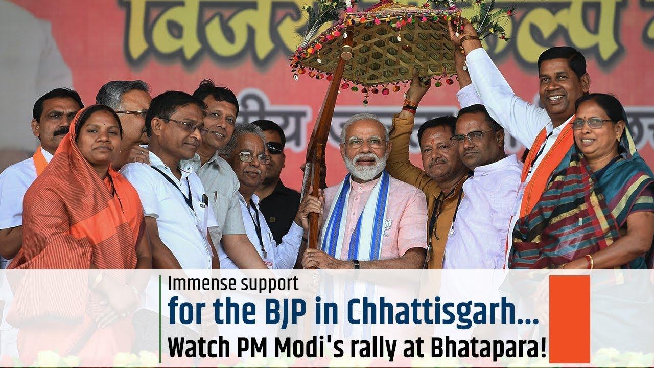 Naxals are having a free run in Chhattisgarh ever since