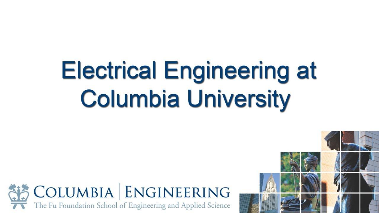 Columbia University of Engineering and MIT???
