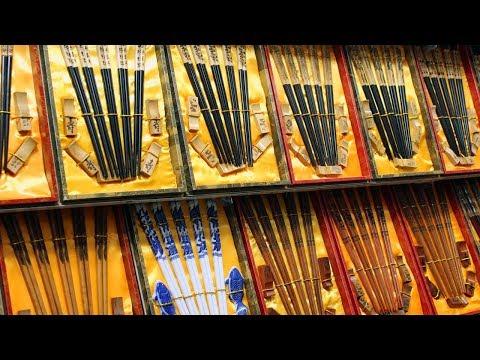 Chopsticks | Chinese food (Hello China #75)