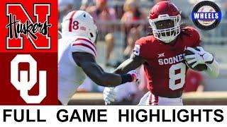 #3 Oklahoma vs Nebraska Highlights | College Football Week 3 | 2021 College Football Highlights