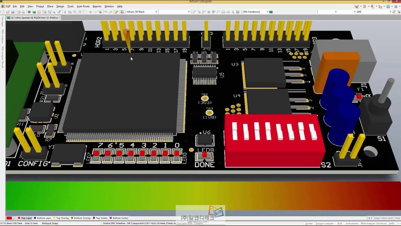 Atemberaubend Pcb Design Und Simulationssoftware Bilder - Schaltplan ...