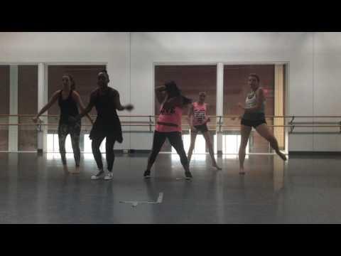 Jazz Funk dance!!
