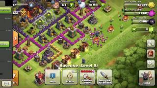 001: The Clash of Clans Rathaus Level 10 und level 74
