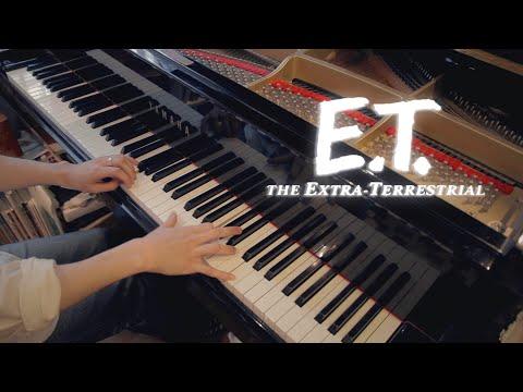 E.T. The Extra Terrestrial : Virtuosic Piano Solo | Leiki Ueda