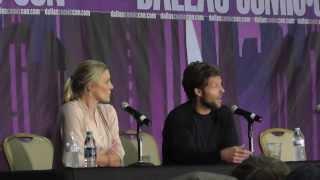 Dallas Comic Con - Fan Days 2013 - Battlestar Galactica - Katee Sackhoff / Jamie Bamber
