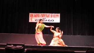 Kana Kangarein- Semi-Classical dance by Jasmine and Robina