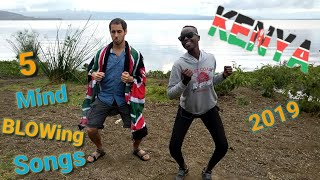 5 Kenyan Songs that'll Blow Your Mind