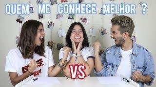 Angie Costa VS Paulo Sousa - Quem me conhece melhor?