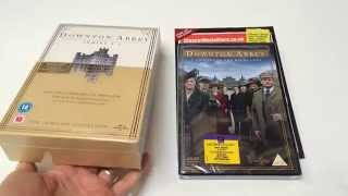 Downton Abbey DVD set review