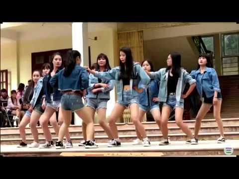 ផ្សាកាប់គោ Phsar Kab kor ផ្សារកាប់គោ ▶ Khmer New remix with cute girl dace wmv