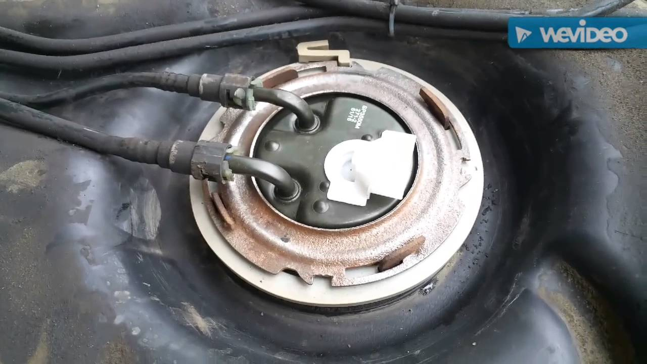 2002 trailblazer ext gas tank