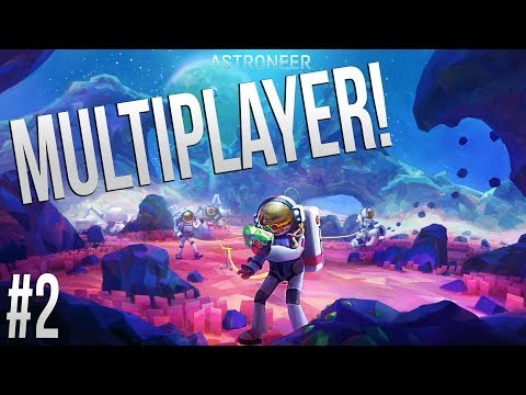 ASTRONEER MULTIPLAYER - Lord Vader?!? - Part 2