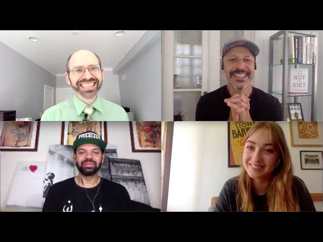 Talking Nutrition and Health in a Pandemic with Dr. Michael Greger - Back to School with Maz Jobrani
