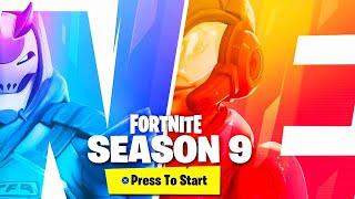 Fortnite temporada 9 teaser 2