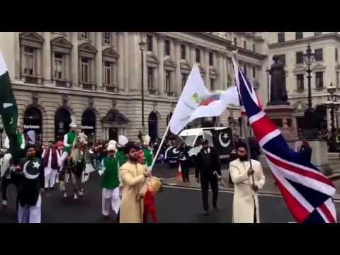 PAKISTANI culture in United Kingdom 2017