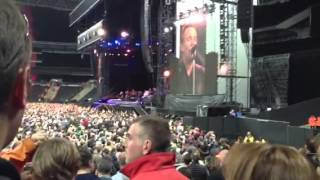 Bruce Springsteen - Bobby Jean - Wembley 2013