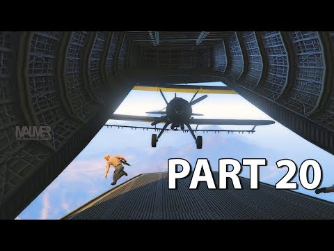 Grand Theft Auto 5 Gameplay Walkthrough Part 20 - PREDATOR thumbnail
