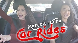 CAR RIDES 5 - Merrell Twins
