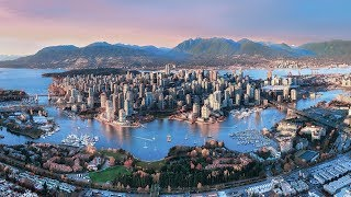 Come Fly with me in Vancouver Canada