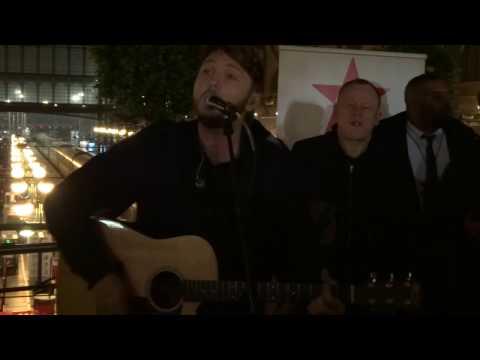 James Arthur - Safe Inside, Live In Paris 15/11/16 HD