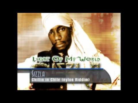 sizzla chilling in chile
