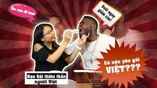 Sau Một Năm Yêu Gái Việt & Gái Tây khác Gì Nhau? | CEE JAY OFFICIAL