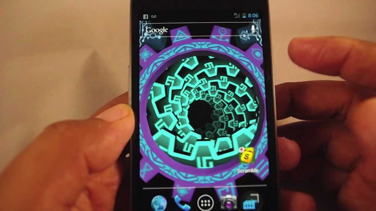 Gate of Time Live Wallpaper for Android (Zelda inspired) - YouTube