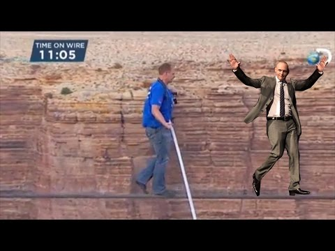Bill Burr - Nik Wallenda (Grand Canyon)